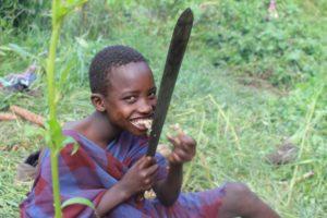 Orpul in Ngorongoro