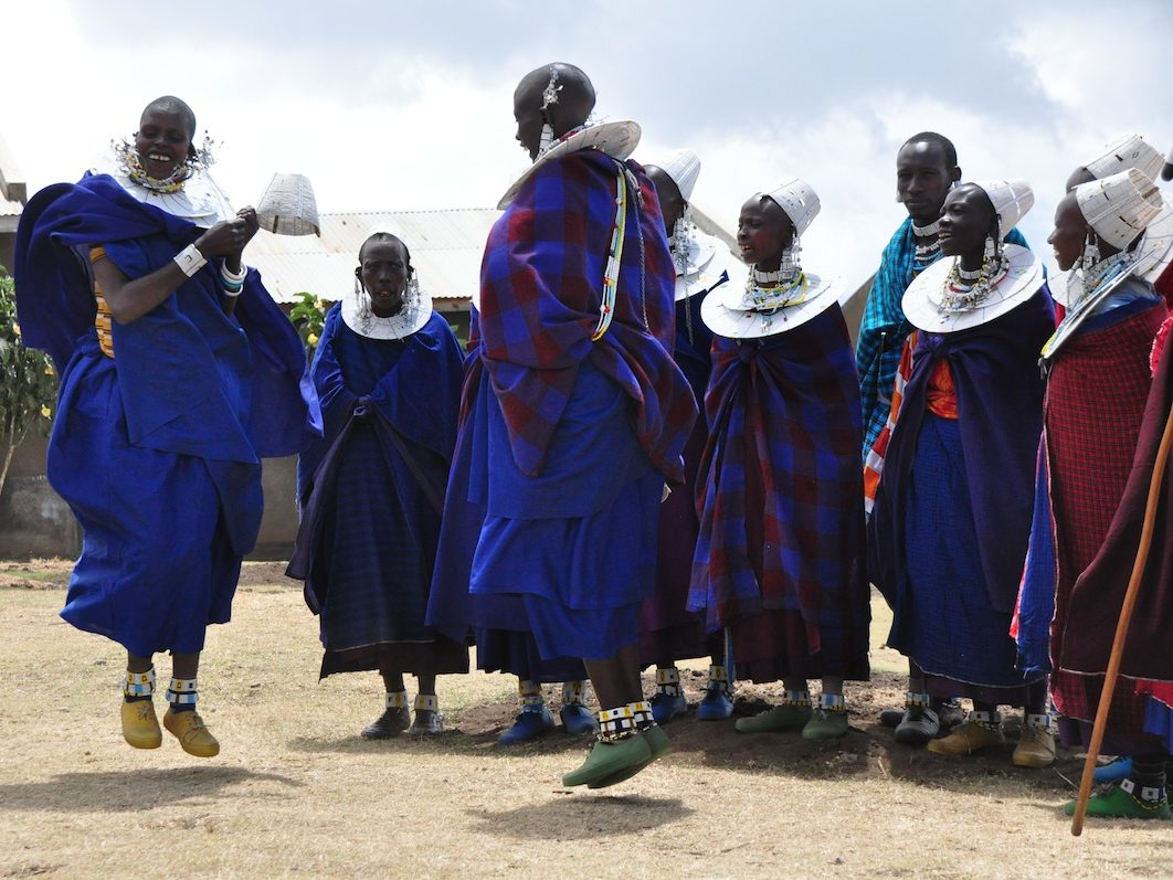 A Documentation on Maasai Culture